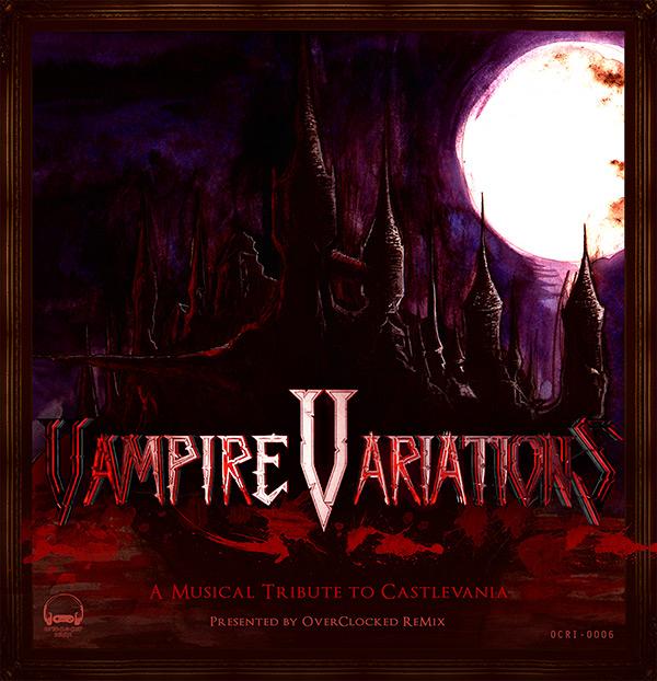 Vampire Variations – Album de OCremix tributo aCastlevania
