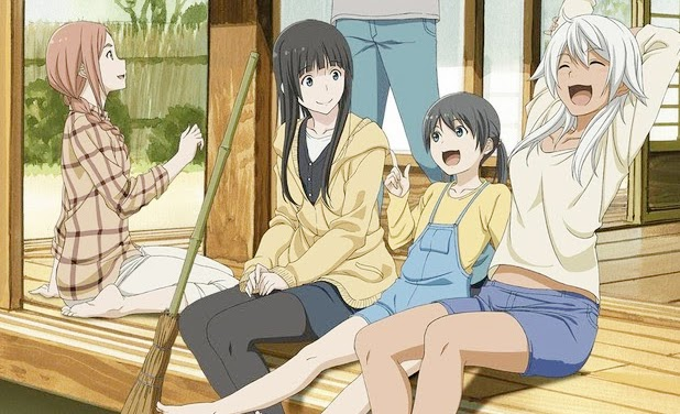 Cortos de Flying Witch