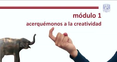 """Curso """"Ser mas creativos"""""""