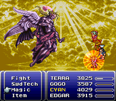 Final Fantasy VI – Dancing Mad