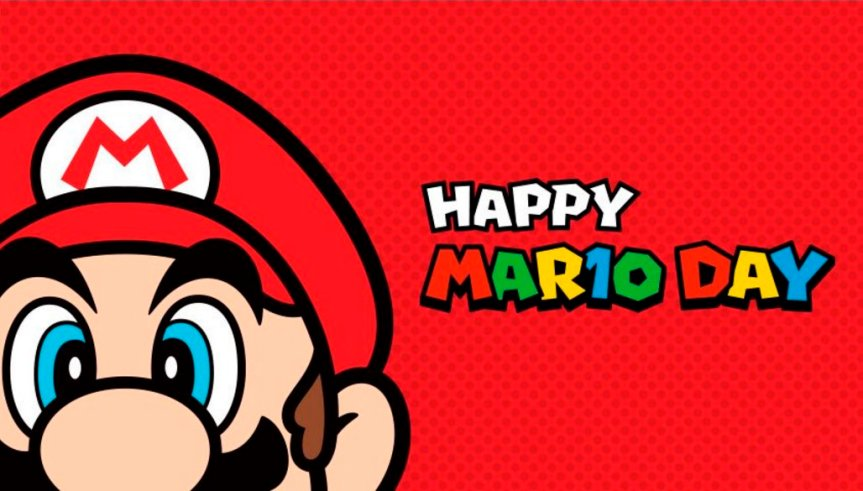 Happy Mario Day – Mar10